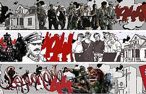 W Legionowie powstanie najd³u¿szy mural w Polsce