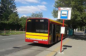 Towarowa bez autobusów ju¿ na sta³e