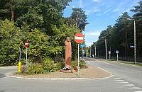 """Absurd z Boernerowa. """"Pomnik jak dziadek parkingowy"""""""