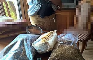 Emerytka zatrzymana za produkcjê papierosów