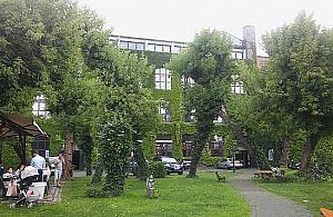 Ekskluzywna stara fabryka. Najmodniejszy adres Woli