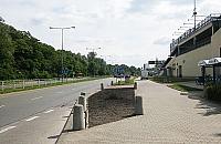Dobra zmiana na G��bockiej. Wi�cej zieleni i miejsca dla rower�w