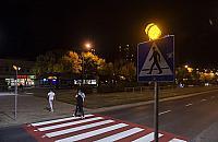 Super-zebra sama wykrywa pieszych. Nowo�� na Br�dnie