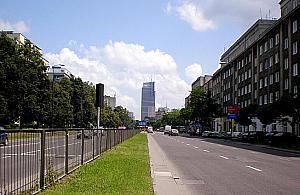 Metro zmieni wielk± ulicê. Jaka bêdzie nowa Górczewska?