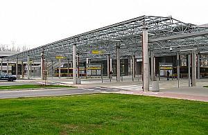 Lotnisko na Bielanach? Pas startowy liczy³ 700 metrów