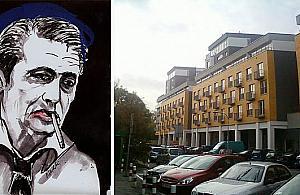 Soko³owska: uliczka uwieczniona przez kultowego pisarza