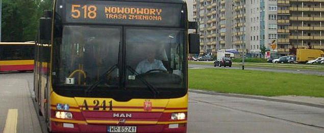 Karuzela autobus�w na Tarchominie. B�d� konsultacje