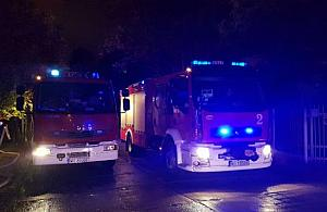 Bomba na Bródnie. Mê¿czyzna nie ¿yje, 80 osób ewakuowano