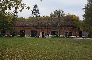 Zapomniany fort przy Lazurowej. To móg³ byæ piêkny park