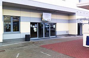 Nowy dworzec wci±¿ pusty. Kiedy kasy, sklepy lub kawiarnie?
