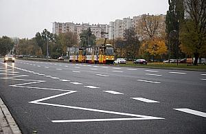 Górczewska: dziury za³atane, jezdnia otwarta