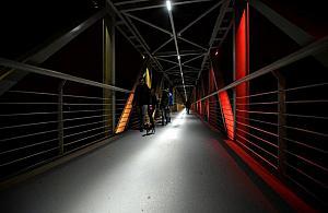 Mamy jedyny taki most w Warszawie