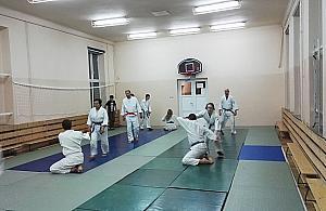 """Aikido w Jab³onnie. """"Wygraæ z samym sob±"""""""