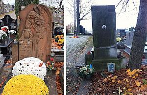 """Historia miasta zaklêta na cmentarzu. """"Warto zb³±dziæ o kilka alejek"""""""