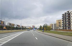 Tramwaj na G³êbock± zamiast mostu Krasiñskiego