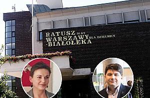 Soja-Koz³owska, Mackiewicz czy...? Kto jest burmistrzem Bia³o³êki?