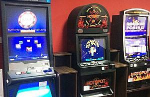 Nielegalne automaty i drobny hazard kwitn±. Mimo wysokich kar