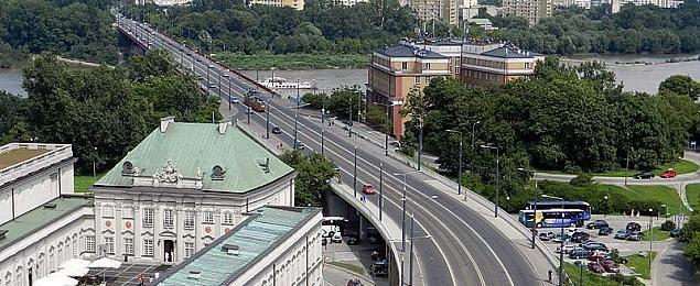 Most ¦l±sko-D±browski znowu dla aut