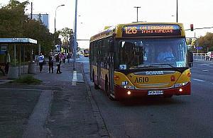 """Autobus co pó³ godziny. """"Jedna awaria i jeste¶my odciêci"""""""