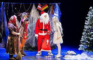 Rudolf czy Teo¶? ¦wi±teczny teatr dla dzieci