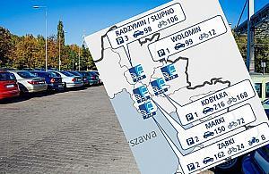 Bêd± nowe parkingi P+R. Odci±¿± Targówek