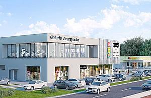 Zegrzyñska: nowa galeria handlowa w Legionowie