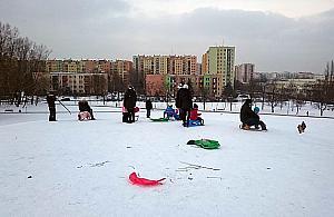 Park Górczewska odm³odnieje. Id± wielkie zmiany