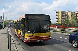 Do metra czy dworca? Komunikacja miejska w Wawrze do poprawki