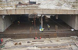 Budowa metra na Targówku. Imponuj±cy widok