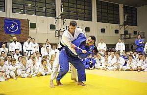 Legenda ¶wiatowego judo na Bia³o³êce