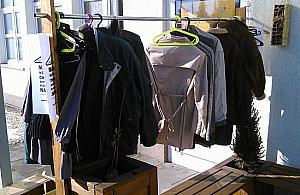 Przynie¶ ubrania dla potrzebuj±cych. Wymiana ciep³a w Miêdzylesiu