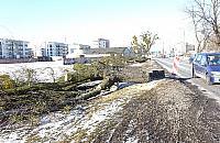 Lazurowa: 89 drzew do wycinki, przedwojenny dom do zburzenia