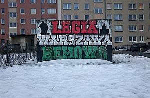 Bemowo Legi± stoi. Rekordowa liczba murali