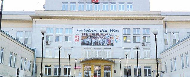 Szpital Bielañski bêdzie jeszcze wiêkszy