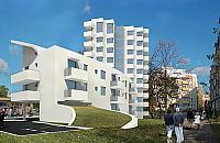 Wrzeciono: Nowy blok tu¿ obok Okr±glaka