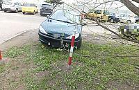 Tak siê parkuje na Targówku. 11 interwencji dziennie