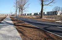 Lewandów: Nowa ulica prawie gotowa