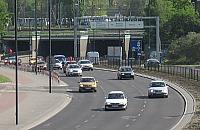 """""""Z³y"""" tunel do remontu. O¿ywi go 200-metrowe malowid³o?"""