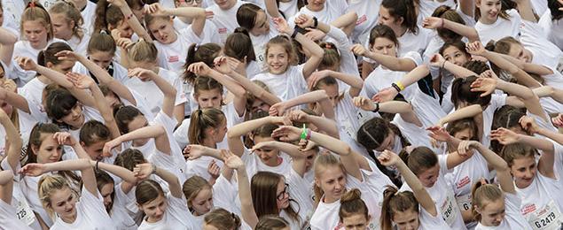 ORLEN Warsaw Games - piknik sportowy w parku Agrykola