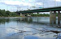 """Most Toruñski, który sta³ siê Grota. """"To siê nie przyjmie"""""""