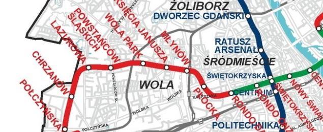 """Metro na Bemowo pod znakiem zapytania. """"Nie odwa¿ymy siê budowaæ"""""""