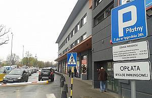 P³atne parkowanie przed marketami. Czy to siê przyjmie?