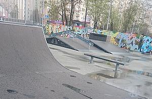 """Skatepark wy³±czony z u¿ytku? """"To m³odzie¿ nie dba o sprzêty"""""""