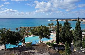 Wieczór na Cyprze. Bez wyje¿d¿ania z Bielan