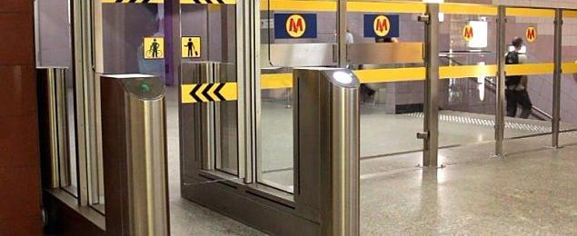 Nowe bramki w metrze. Bêdzie wygodniej?