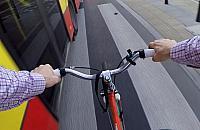 Autobus kontra rower na Marymonckiej. O w³os od tragedii