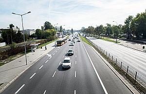 Droga rowerowa po³±czy ¯erañ z Prag±