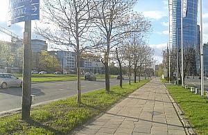 Zielona Towarowa. Zmienimy wizerunek ulicy?