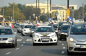 Jutro protest taksówkarzy. Zablokuj± Po³czyñsk±