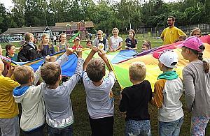 Akcja Lato, czyli jak zorganizowaæ dziecku wakacje na miejscu